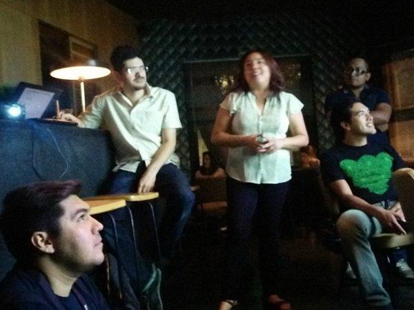 Miriam_presenta
